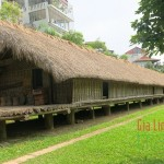 Ethnology Museum in Hanoi - Vietnam and Myanmar tour 7 days