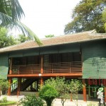Ho Chi Minh's House on Stilt - Vietnam and Myanmar tour 7 days