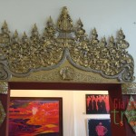 National Museum in Yangon - Vietnam and Myanmar tour 7 days