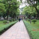 Temple of Literature - Vietnam and Myanmar tour 9 days