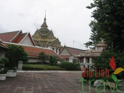 National architecture - Sala Thai
