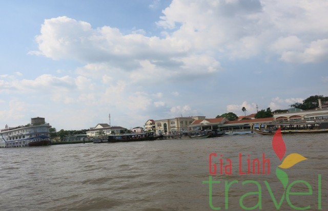 The Mighty Mekong River