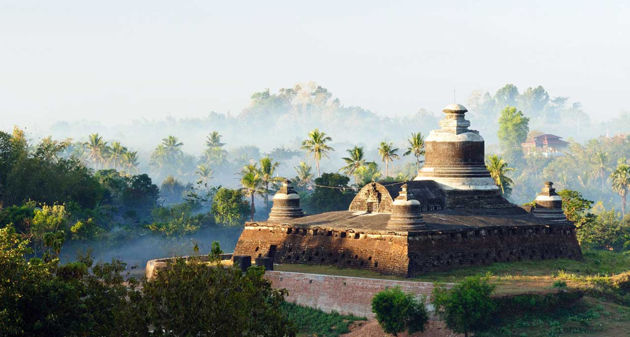 Top ten attractions in Myanmar holiday packages: Mraul U