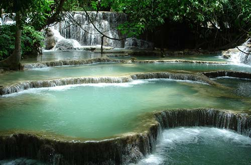 Best attraction in Cambodia Vietnam Laos Myanmar tour: Luang Prabang