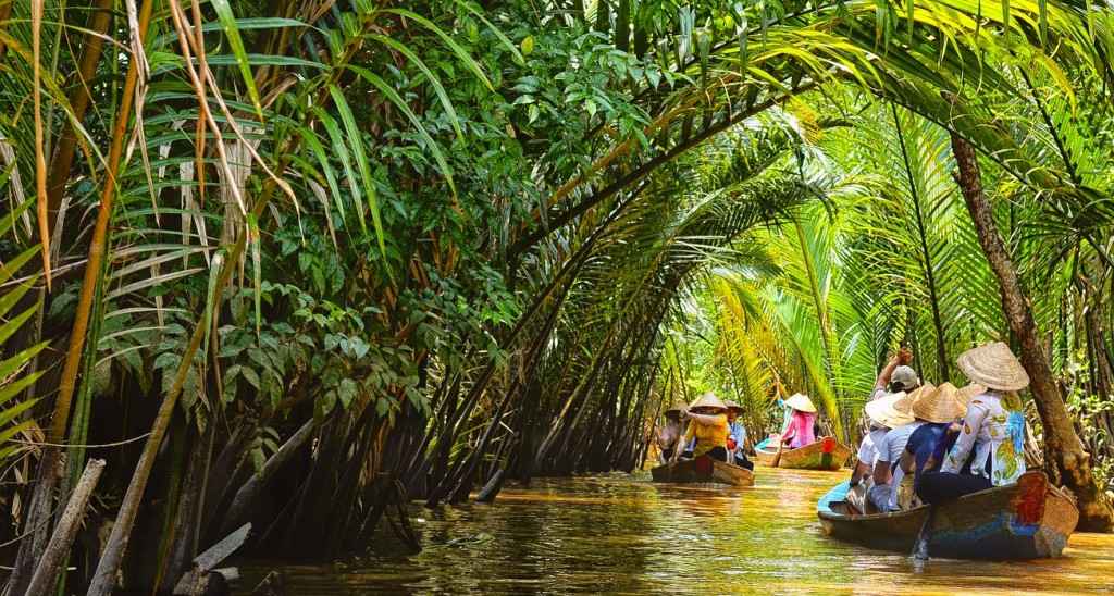 A Vietnam tours package to Ben Tre seeking for peace