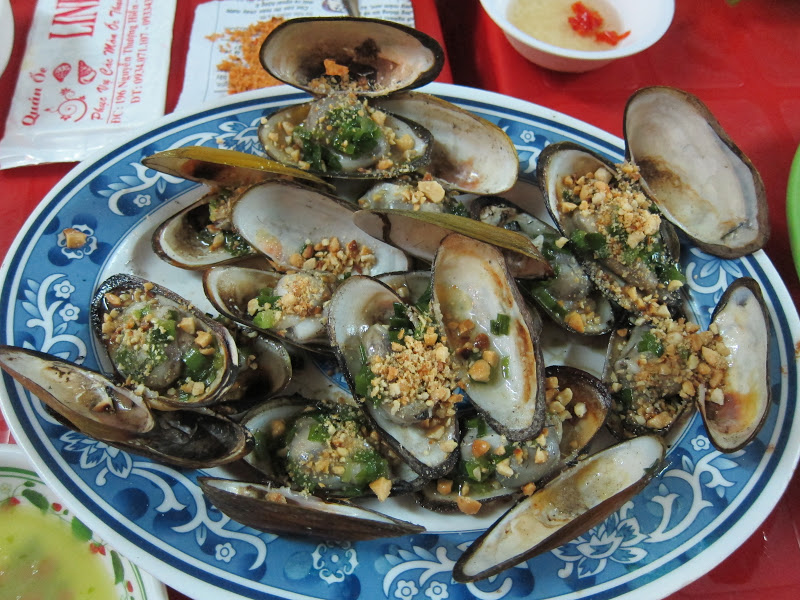 A package holidays to Vietnam to enjoy Saigon snail dish
